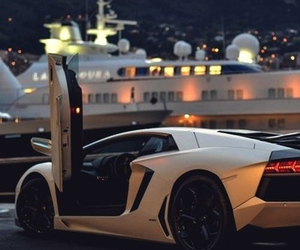 car, luxury, and Lamborghini image