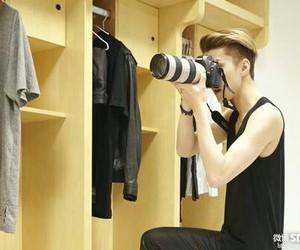 exo, sehun, and exo-k image