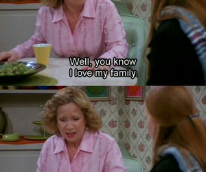 that 70s show, funny, and family image