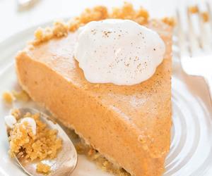 dessert and pumpkin image