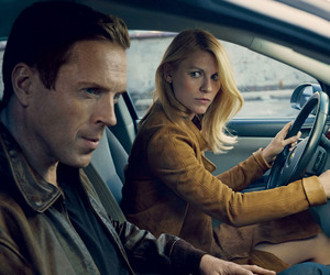 homeland, claire danes, and damian lewis image