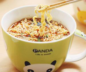 food, kawaii, and panda image
