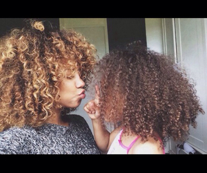 Afro, hairs, and look image