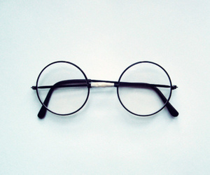 glasses and harry potter image