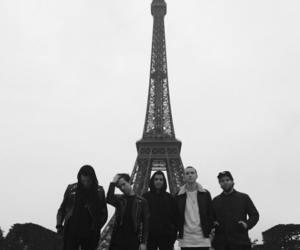 the neighbourhood, paris, and jesse rutherford image