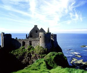 ireland and castle image