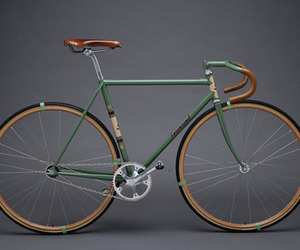 bike, fixed, and fixed gear image