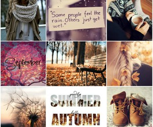 autumn, September, and love image