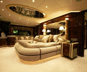 luxury, bedroom, and room image