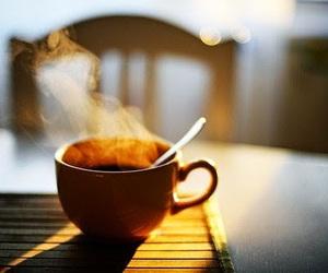 coffee, tea, and morning image