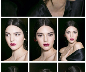 kendall jenner, fashion, and makeup image