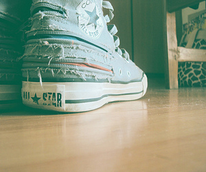 all star, converse, and photography image