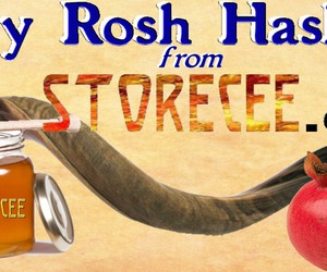 new year, rosh hashanah, and storecee image