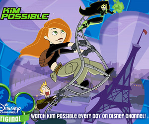 disney and kim possible image