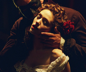 Phantom of the Opera and gerard butler image