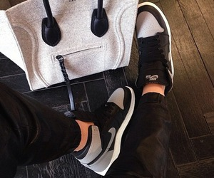 nike, fashion, and celine image