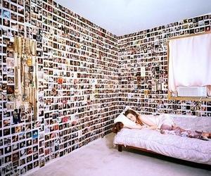 polaroid, room, and photo image