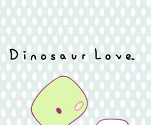 dinossaur, wallpaper, and cute image