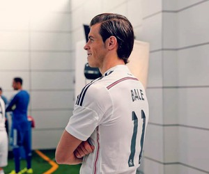real madrid, gareth bale, and gb11 image