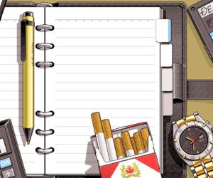 ai, art, and cigarettes image