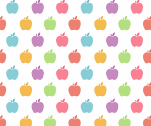 apple, wallpapers, and cute image