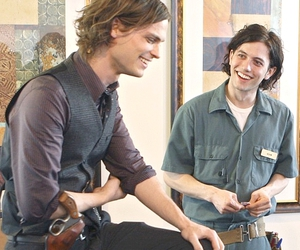 criminal minds, matthew grey gubler, and cute image