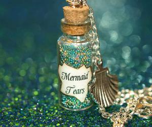 mermaid, tears, and magic image