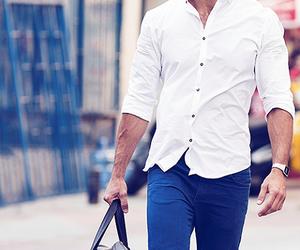 fashion, men, and men fashion image
