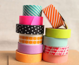 decorative, love, and making tape image