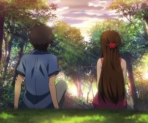 glasslip, anime, and love image