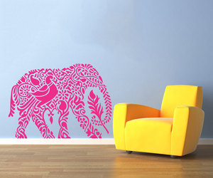 animal, home decor, and murals image
