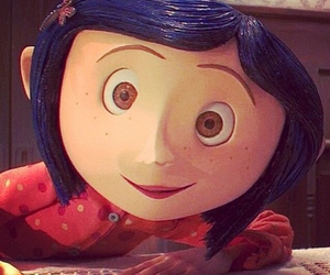 coraline, girl, and movie image