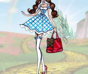 hayden williams, dorothy, and The wizard of OZ image