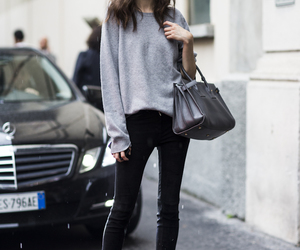 casual, fashion week, and fashion.style image