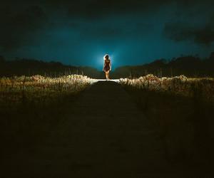 camino, flash, and Noche image