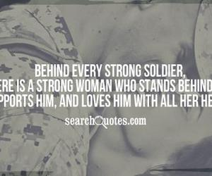 army, love, and quote image