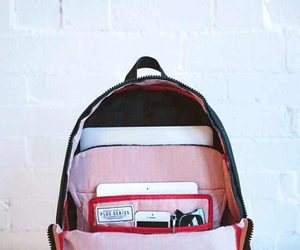 backpack, cool, and travel image