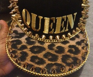 fashion, Queen, and swag image