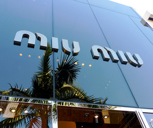 miu miu, fashion, and store image