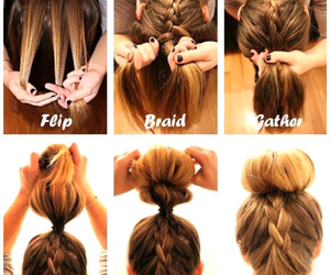 hairstyle and how to do image