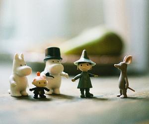 cute, moomin, and vintage image