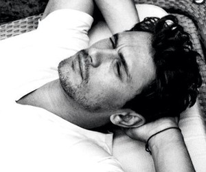 beautiful, black and white, and james franco image