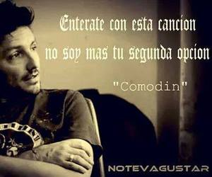 cantante, frase, and letra image