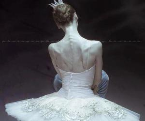 ballet, skinny, and dance image