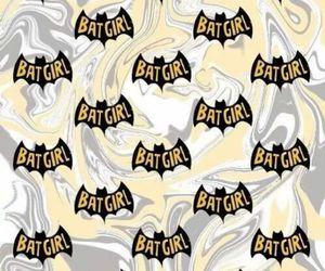 wallpaper, batman, and batgirl image