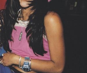 aaliyah and pink image