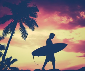 sky and surf image