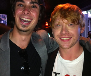 rupert grint, avpm, and harry potter image