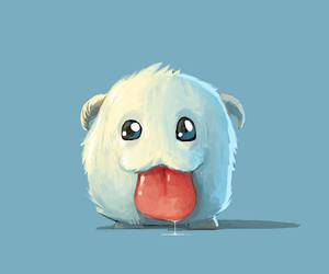 poro and league of legends image