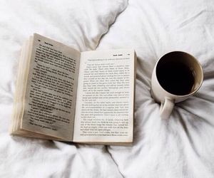 coffee, indie, and novel image